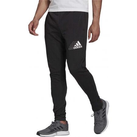 Men's sweatpants - adidas Q3 BLUV SERE PT - 2