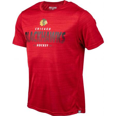 Pánské tričko - Levelwear LOGO TEE CHICAGO - 3