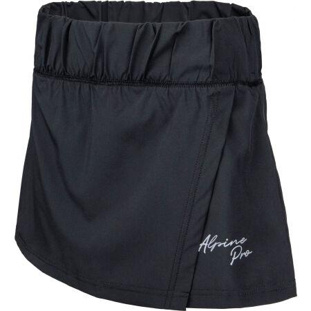 ALPINE PRO ARAMA - Women's softshell skirt