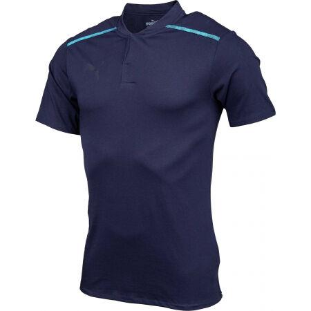 Мъжка тениска - Puma TEAMCUP CASUALS POLO - 2