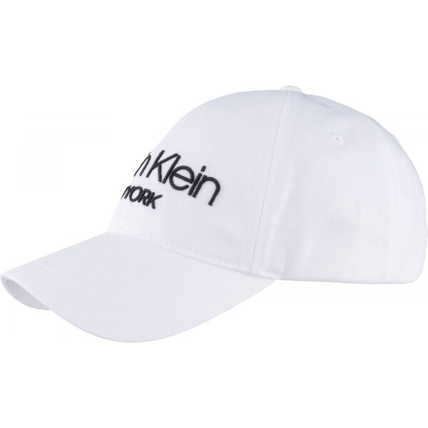 E-shop Calvin Klein NY BB CAP UNI - Unisexová kšiltovka