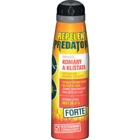 PREDATOR FORTE 150ML