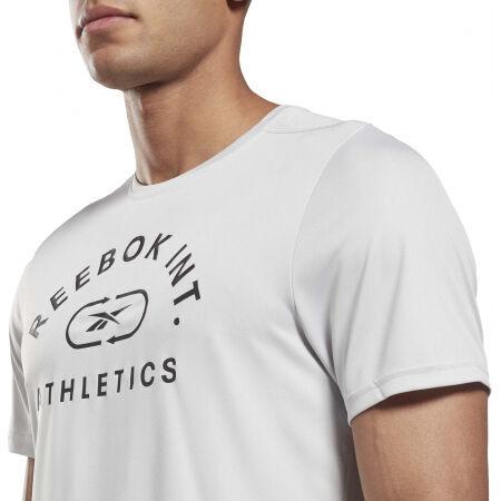 Мъжка тениска - Reebok WOR POLY GRAPHIC - 6