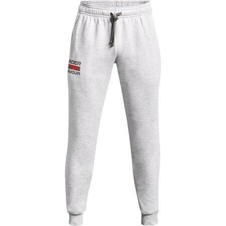 Under Armour RIVAL FLC SIGNATURE - Men's sweatpants