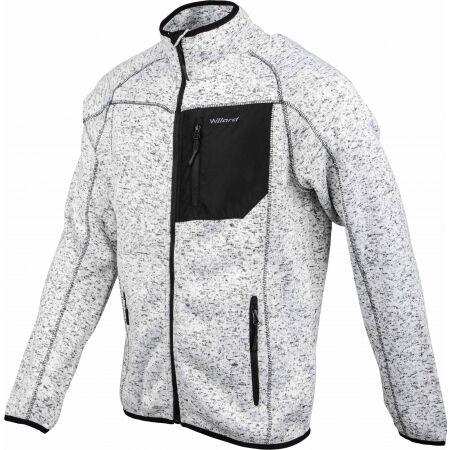 Hanorac fleece cu aspect de pulover - Willard WARD - 2