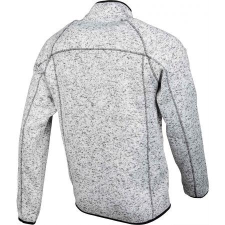 Hanorac fleece cu aspect de pulover - Willard WARD - 3