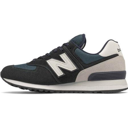 Pánská volnočasová obuv - New Balance ML574BD2 - 2
