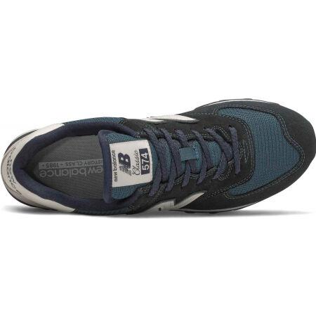 Pánská volnočasová obuv - New Balance ML574BD2 - 4