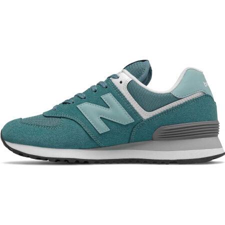 Dámská volnočasová obuv - New Balance WL574HC2 - 2