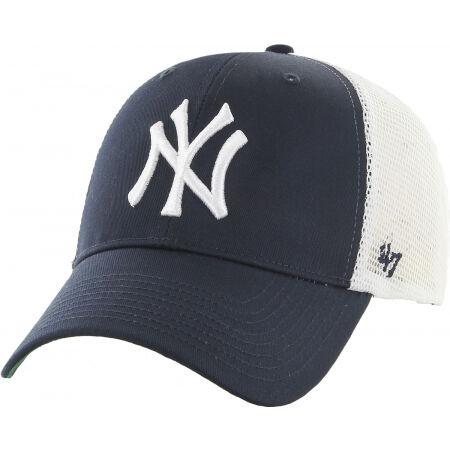 47 MLB NEW YORK YANKEES BRANSON MVP - Шапка с козирка