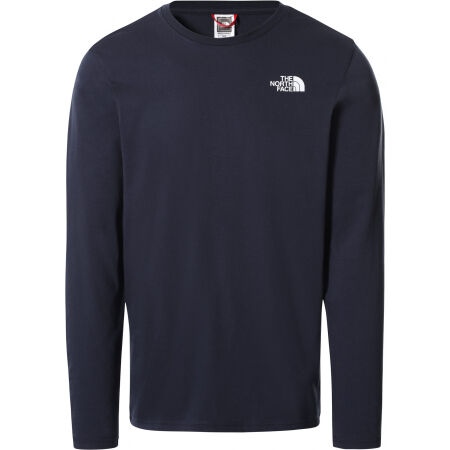 The North Face L/S EASY TEE DEEP M