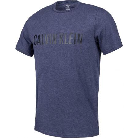 Men's T-Shirt - Calvin Klein S/S CREW NECK - 2