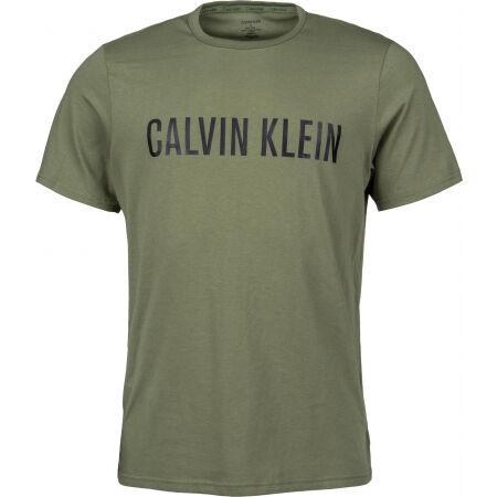 Calvin Klein S/S CREW NECK - Herrenshirt