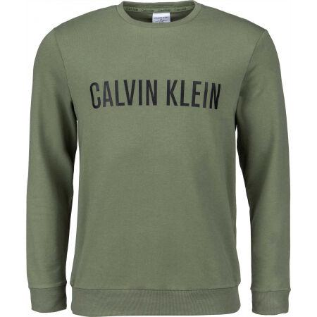 Calvin Klein L/S SWEATSHIRT - Herren Kapuzenpullover