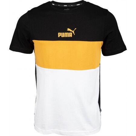 Puma ESS COLORBLOCK TEE