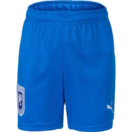 Футболни къси панталони за момчета - Puma UNIVERSITATEA CRAIOVA HOME SHORTS JR - 2