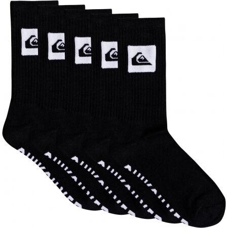 Quiksilver 5 CREW PACK - Férfi zokni