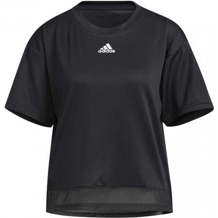 adidas TRN T HEAT.RDY - Dámské sportovní tričko