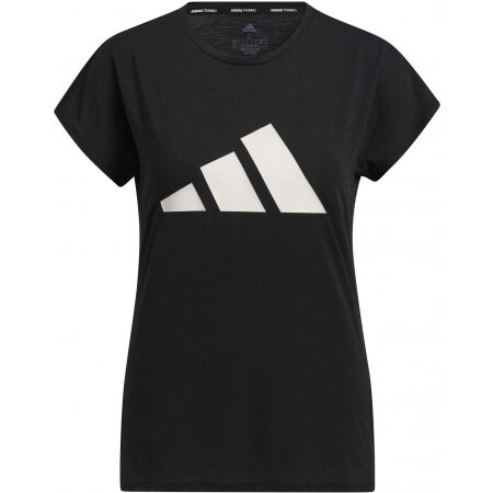 adidas 3 BAR TEE - Dámské sportovní tričko