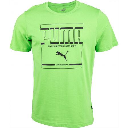 Puma GRAPHIC TEE - Koszulka męska