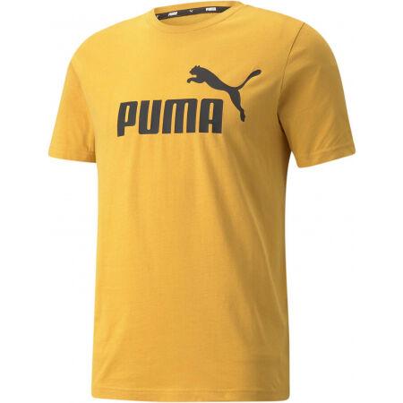 Puma ESS LOGO TEE - Men's T-Shirt