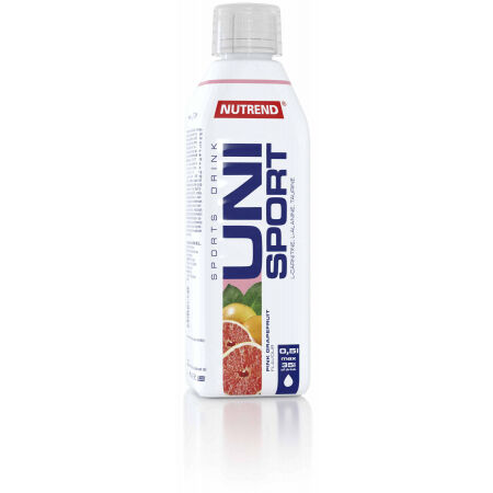 Nutrend UNISPORT PINK GREP - Športový nápoj