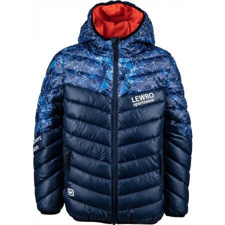 Lewro SIMEON - Fiú steppelt kabát