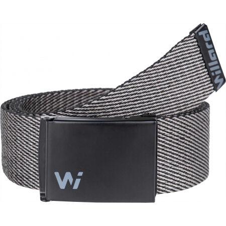 Willard SOLEAN - Textilný opasok s kovovou sponou