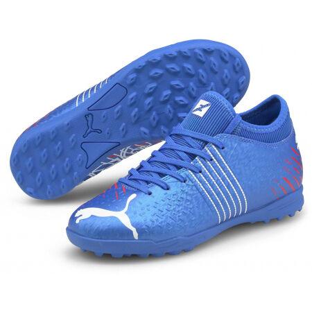 Puma FUTURE Z 4.2 TT JR - Children's turf football shoes