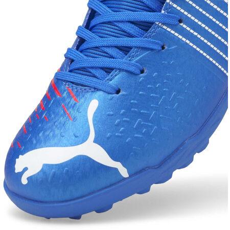 Children's turf football shoes - Puma FUTURE Z 4.2 TT JR - 7