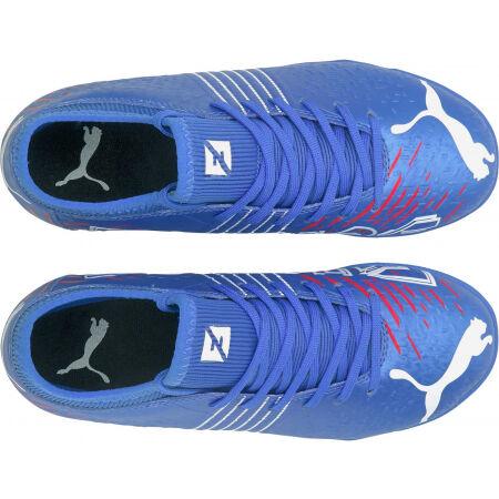Children's turf football shoes - Puma FUTURE Z 4.2 TT JR - 4
