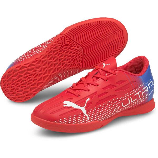 Puma ULTRA 4.3 IT JR  2 - Detská halová obuv