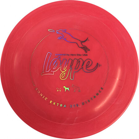 Løype SONIC XTRA 215 DISTANCE - Летяща чиния за кучета