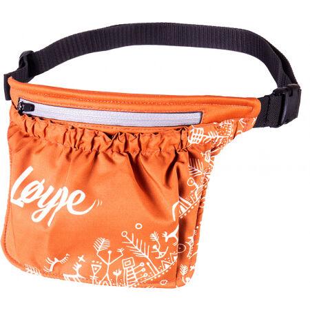 Закопчаваща се чанта за лакомства - Løype PET TRAINER TREAT BAG