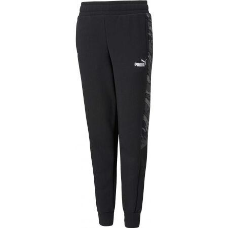 Puma GRAPHIC SWEATPANTS FL CL B - Boys' sweatpants