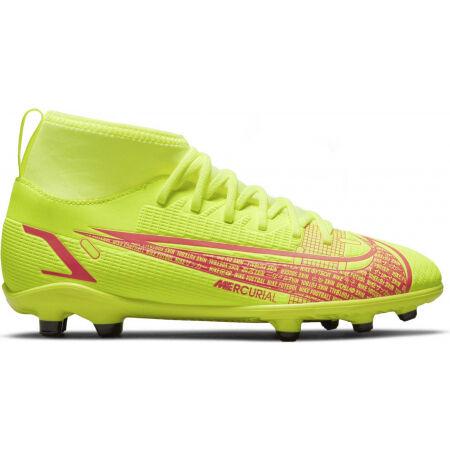 Nike JR MERCURIAL SUPERFLY 8 CLUB MG - Детски футболни обувки