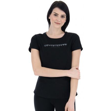 Dámské tričko - Lotto DINAMICO W V TEE JS - 4