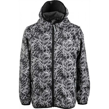 Umbro INAS - Chlapčenská softshellová bunda