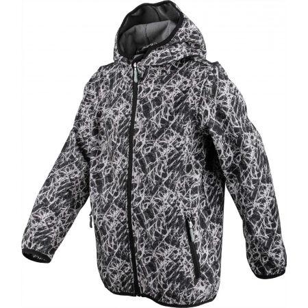 Chlapčenská softshellová bunda - Umbro INAS - 2