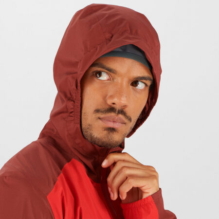 Pánska nepremokavá bunda - Salomon BONATTI WP JKT M - 7