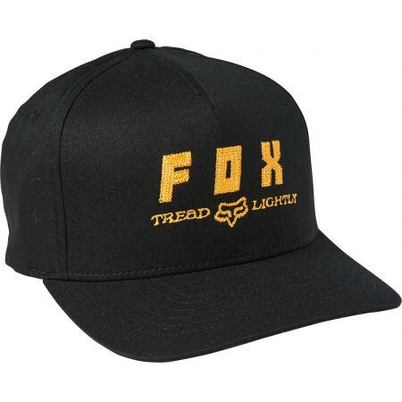 Fox TREAD LIGHTLY FLEXFIT - Baseball sapka
