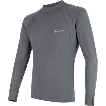 Sensor DOUBLE FACE - Koszulka termoaktywna męska