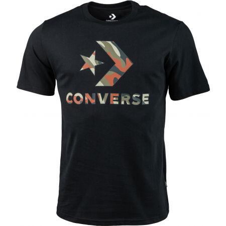 Converse CAMO FILL GRAPPHIC TEE
