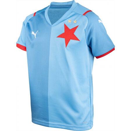 Tricou de băieți - Puma SKS AWAY SHIRT REPLICA JR TEAM - 2