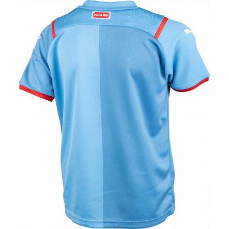 Tricou de băieți - Puma SKS AWAY SHIRT REPLICA JR TEAM - 3