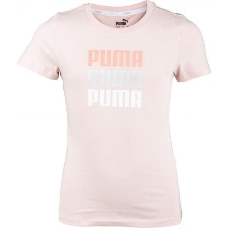 Puma ALPHA TEE G - Mädchen T-Shirt