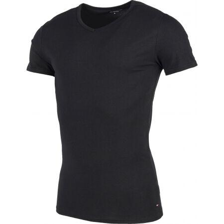 Pánské tričko - Tommy Hilfiger VN TEE SS 3 PACK PREMIUM ESSENTIALS - 3
