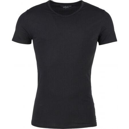 Pánské tričko - Tommy Hilfiger VN TEE SS 3 PACK PREMIUM ESSENTIALS - 2