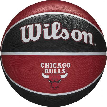 Wilson NBA TEAM TRIBUTE BULLS