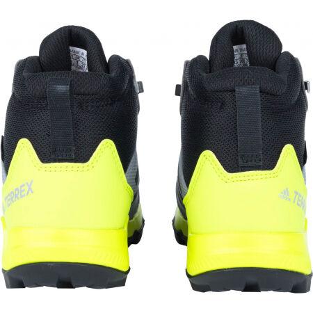Dětská outdoorová obuv - adidas TERREX MID GTX K - 7